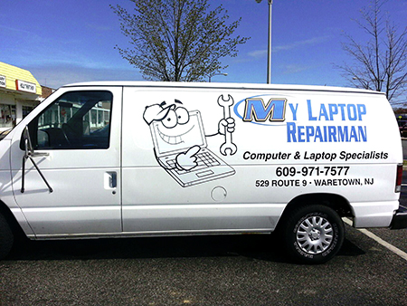 laptop-repair-van